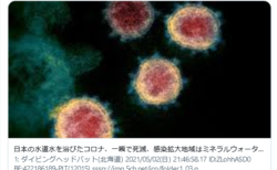 """【Fact Check】No evidence to support the claim of """"Coronavirus exposed to Japanese tap water instantly dies out"""""""